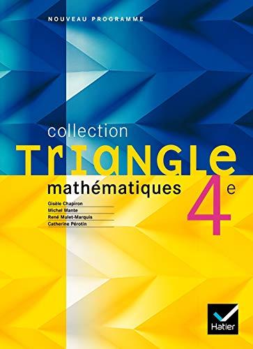 Maths 4e: Gisèle Chapiron; Michel