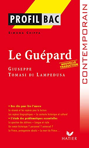 Profil D'Une Oeuvre: Tomasi De Lampedusa (French Edition) (2218927276) by Giuseppe Tomasi di Lampedusa