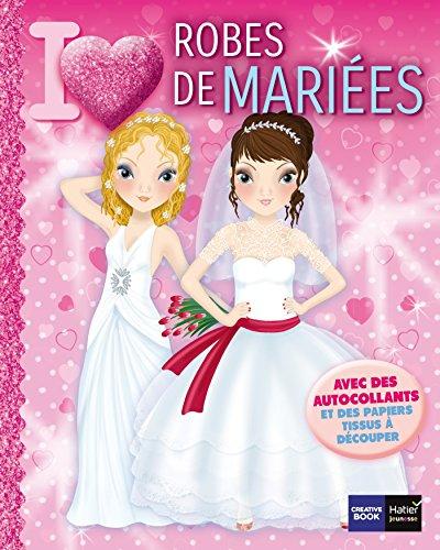 9782218928390: robes de mariées
