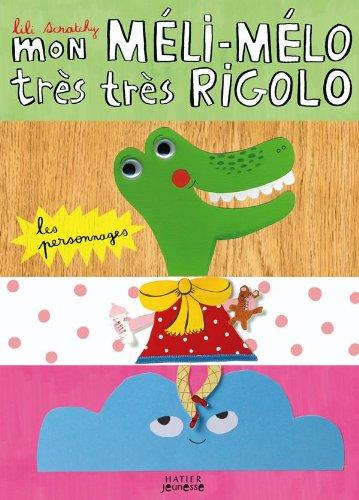 9782218929090: Mon méli-mélo très très rigolo (French Edition)