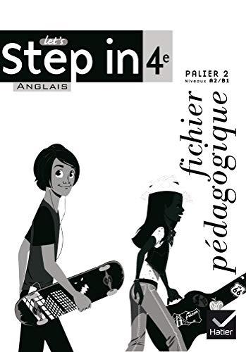 9782218930539: Anglais 4e Let's step in : Fichier pédagogique