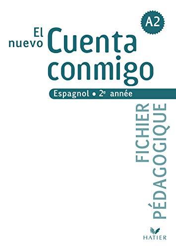 9782218931031: El Nuevo Cuenta Conmigo Espagnol 2e Annee - Guide Pedagogique, ed. 2008