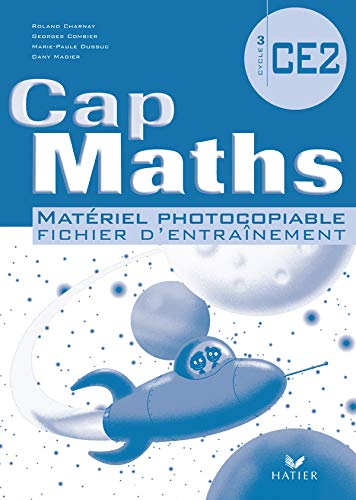 9782218931352: Cap Maths CE2 (French Edition)