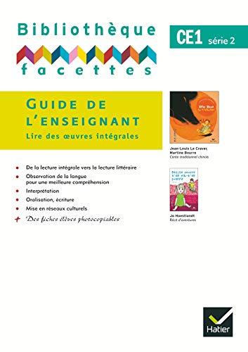 9782218931413: Bibliothèque facettes CE1 (French Edition)
