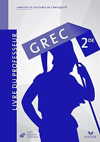 9782218931628: Grec 2e : Livre du professeur