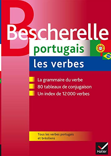 9782218931772: Bescherelle Portugais - Les Verbes (French and Portuguese Edition)