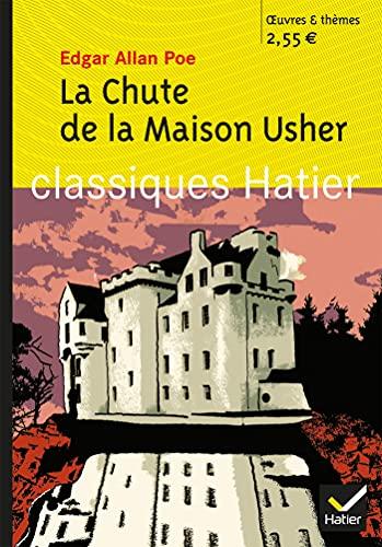 9782218932885: Oeuvres & Themes: LA Chute De LA Maison Usher (French Edition)