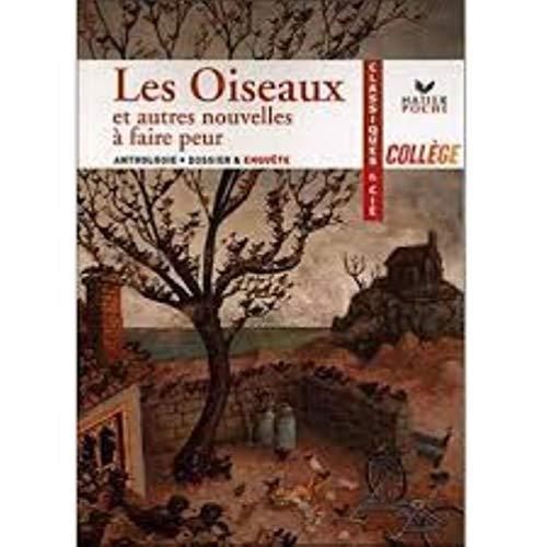 9782218933301: Les Oiseaux Et Autres Nouvelles a Faire Peur