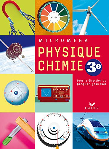 9782218933738: Micromega - Physique Chimie Troisième, Livre de l'Eleve Version Enseignant avec DVD Demonstration