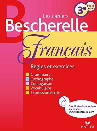 9782218933912: Les Cahiers Bescherelle: Francais (14/15 Ans) (French Edition)