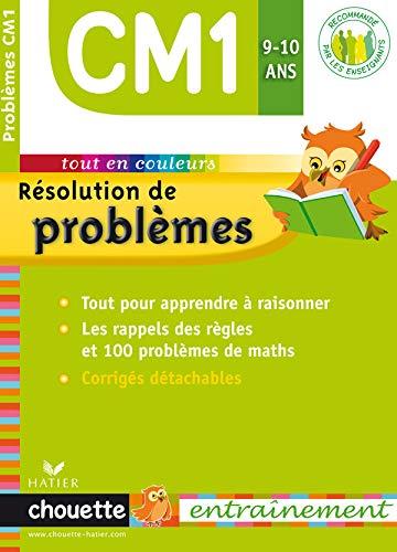 9782218934278: Résolution de problèmes CM1 9-10 ans