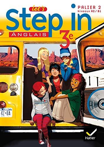 9782218935060: Let's Step in Anglais 3e Palier 2 Niveaux A2/B1