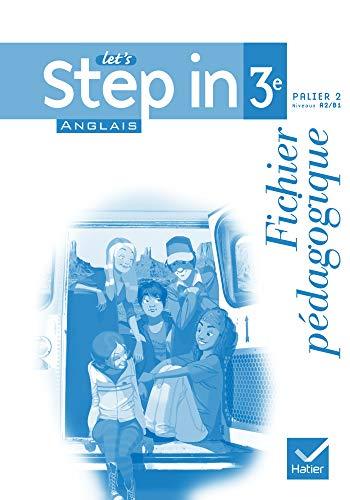 9782218935084: Anglais 3e Let's step in : Fichier pédagogique