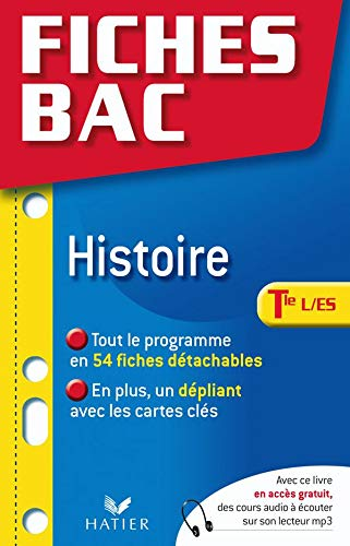 9782218935350: Histoire Tle L/ES