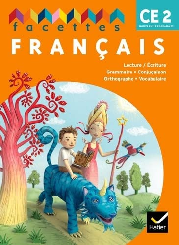 9782218935565 Facettes Francais Ce2 Livre De L Eleve