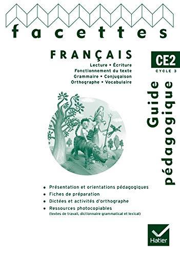 9782218936135: Facettes CE2 - Guide Pedagogique Edition 2009