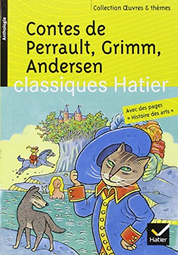 9782218936418: Oeuvres & Themes: Contes De Perrault, Grimm, Andersen- Texte Integral (French Edition)