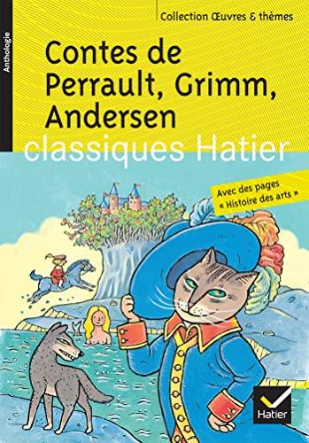Contes de Perrault, Grimm, Andersen: Charles Perrault; Hans
