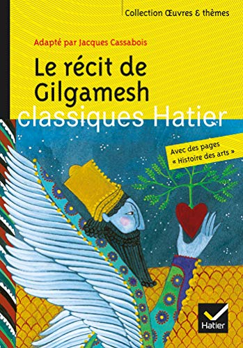 9782218936425: Oeuvres & Themes: Le Recit De Gilgamesh (French Edition)