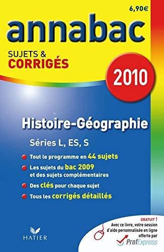 Histoire gà ographie L, ES, S : Sujets et corrigà s: Clavel, Christophe, Pautet, Arnaud, Asklund, ...