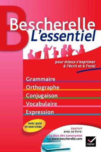 9782218937255: Bescherelle L'Indispensable Grammaire,Orthographe,Conjugaison,Vocabula