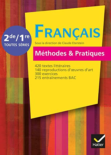 9782218937798: Français Méthodes & Pratiques 2de/1re éd. 2011 - Manuel de l'élève (Français Méthodes et Pratiques)
