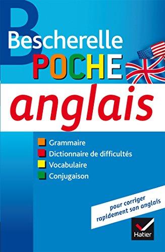 9782218938320: Bescherelle: Bercherelle Poche Anglais (French Edition)