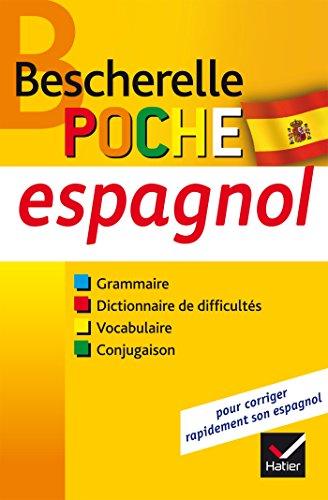 9782218938337: Bescherelle poche Espagnol: L'essentiel sur la langue espagnole