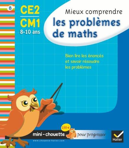 9782218938917: Mieux comprendre les problèmes de maths CE2-CM1 (French Edition)