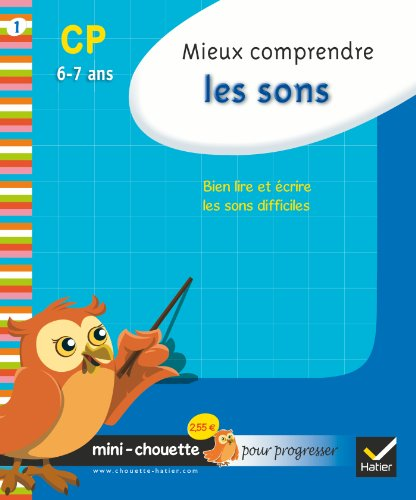 9782218938924: Mieux comprendre les sons CP (French Edition)