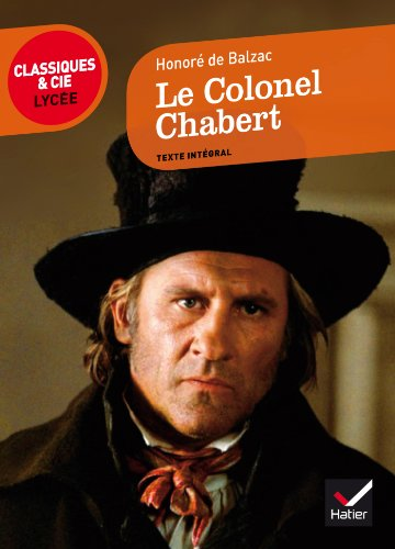 9782218939549: Le Colonel Chabert