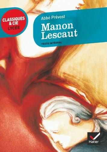 9782218939778: Manon Lescaut (French Edition)