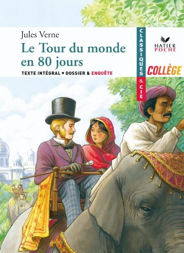 9782218943225: Le Tour Du Monde En 80 Jours (French Edition)