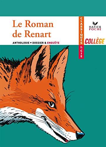 9782218943270: Le Roman de Renart (Classiques & Cie Collège)