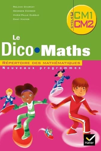 9782218943355: CAP Maths CM Dico maths 2010