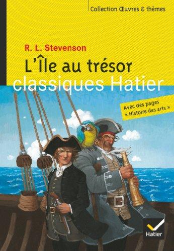 9782218944772: L'Île au trésor (Oeuvres & thèmes)