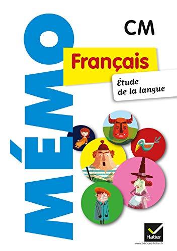 9782218945878: Fran�ais CM1 CM2, Etude de la Langue, Memo Non Vendu Seul Compose le 9344987