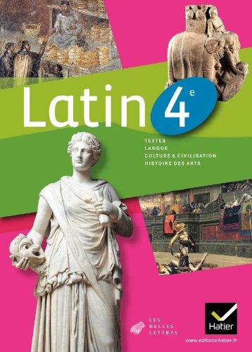 9782218946301: Latin 4e (French Edition)