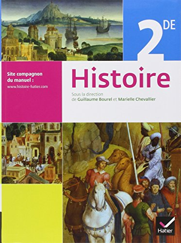 9782218946585: Histoire 2de éd. 2010 - Manuel de l'élève (format compact) (Histoire Lycée)