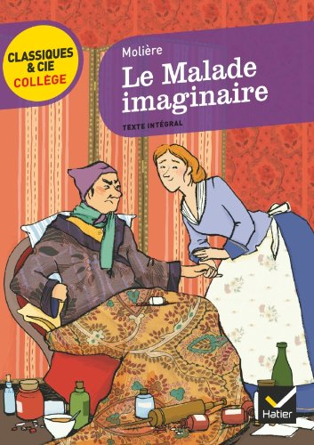 9782218948787: Le Malade Imaginaire (French Edition)