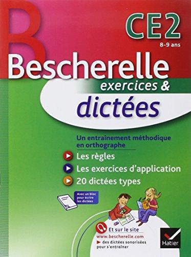 9782218949241: Bescherelle exercices & dictées CE2