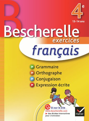 9782218949371: Français 4e - Bescherelle: Cahier d'exercices (Bescherelle références)