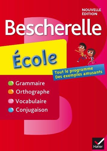 9782218952142: Bescherelle ecole (French Edition)