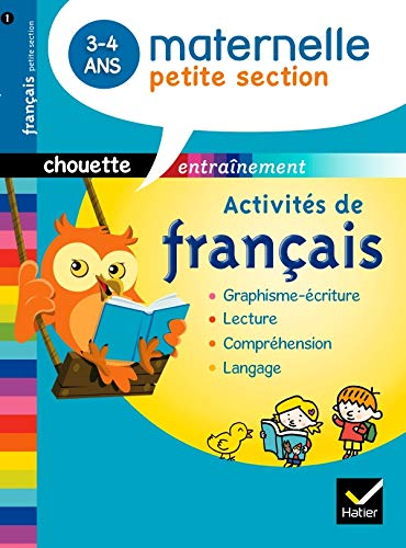 9782218953217: Chouette - Français Petite Section