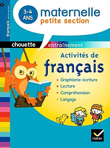 9782218953217: CHOUETTE; français ; petite section