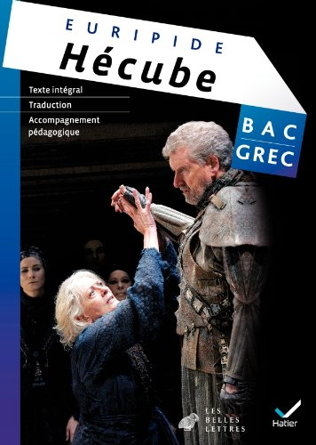 9782218953385: Oeuvre compl�te Grec Tle �d. 2011 - Euripide, H�cube