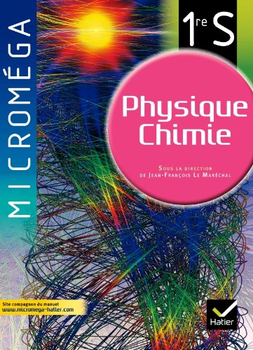 9782218953415: Physique-chimie 1e S (French Edition)