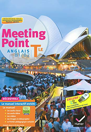 9782218953910: Meeting Point Anglais Terminale ed. 2012 - Livre de l'Eleve (Version Enseignant)