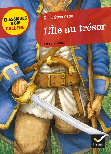 9782218954238: L'Île au trésor: 42 (Classiques & Cie Collège)