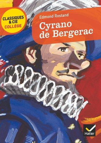 9782218954245: Cyrano de Bergerac: texte abrégé